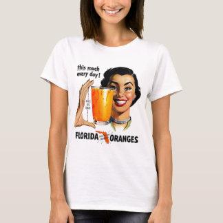 Florida Orange Juice T-Shirt