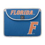 Florida - Orange & White Sleeves For MacBooks