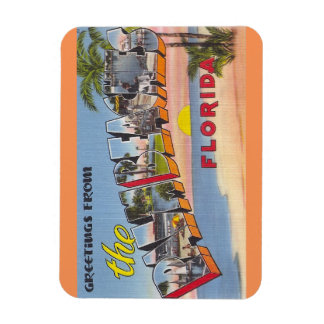Florida, Palm Beaches Magnet