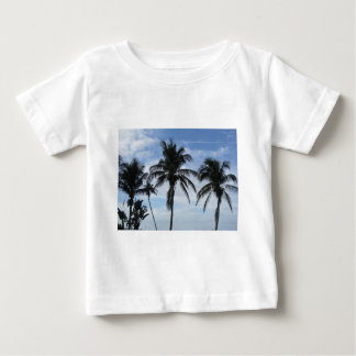 Florida Palm Trees Baby T-Shirt
