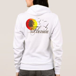 Florida Palm Trees & Sunsets Hoodie