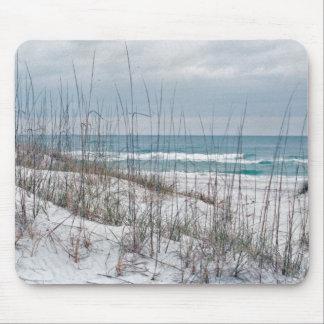 Florida Panhandle beach mousepad