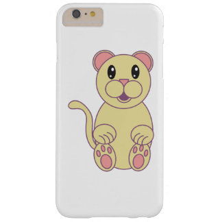Florida Panther Barely There iPhone 6 Plus Case