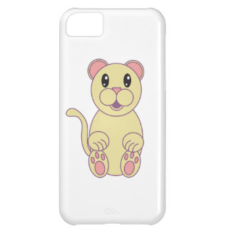 Florida Panther Cover For iPhone 5C