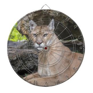 Florida Panther Dartboard