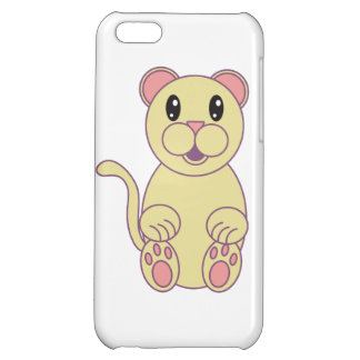 Florida Panther iPhone 5C Cases