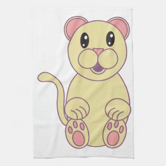 Florida Panther Kitchen Towel