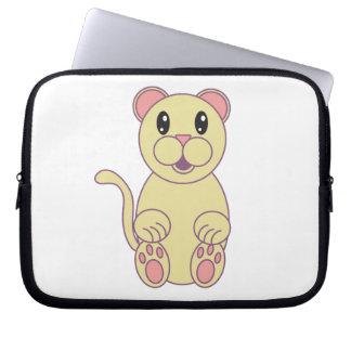 Florida Panther Laptop Computer Sleeve