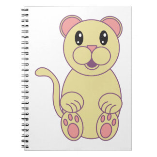 Florida Panther Note Books