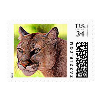 Florida Panther Postage
