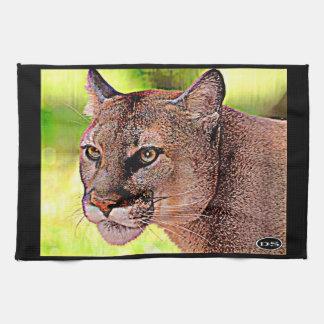 Florida Panther Towel