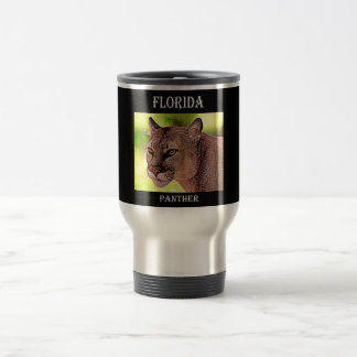 Florida Panther Travel Mug