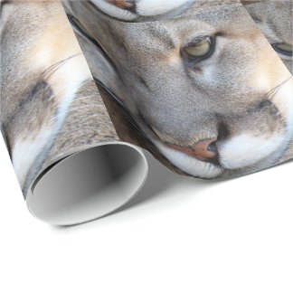 Florida Panther Wrapping Paper (4071)