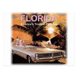 Florida Paradise Postcard