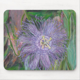 FLORIDA PASSION FLOWER VINE Mousepad