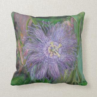 FLORIDA PASSION FLOWER VINE Pillow