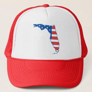 Florida Patriotic Hat