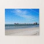 Florida - Pier 60 (Clearwater Beach) Jigsaw Puzzle