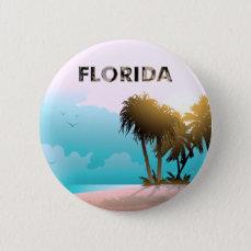 Florida Pinback Button