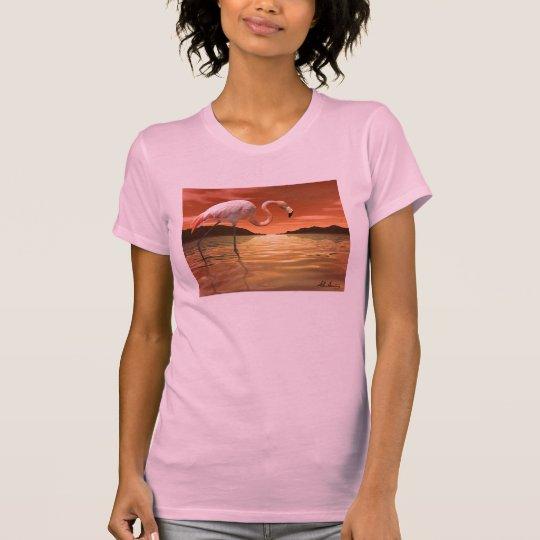 Florida Pink Flamingo T-Shirt