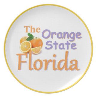 FLORIDA Plate