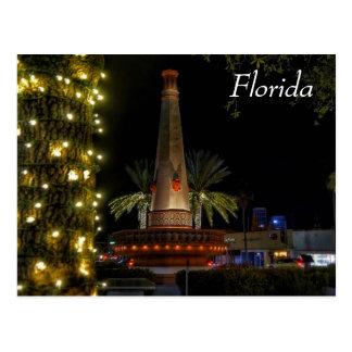Florida Postcard Holiday Season