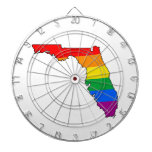 FLORIDA PRIDE - DARTBOARDS