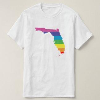 florida pride. striped. T-Shirt