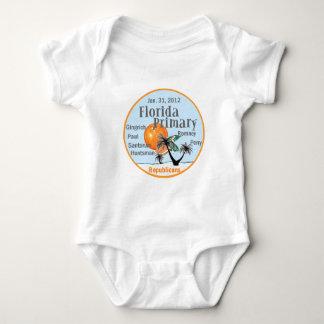 Florida Primary Baby Bodysuit