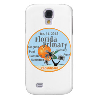 Florida Primary Galaxy S4 Covers
