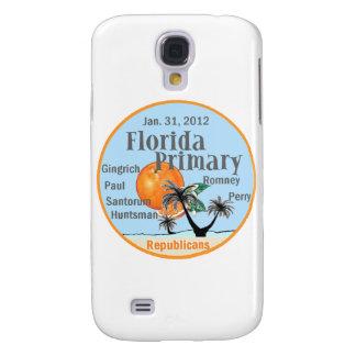 Florida Primary Samsung Galaxy S4 Cover