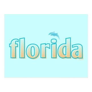 Florida Promo Postcard