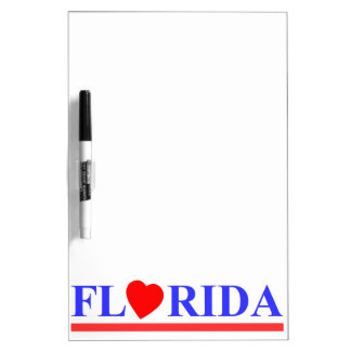 Florida red heartwood of beech dry erase board