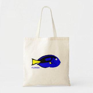 Florida Reef Fish Tote. Bag