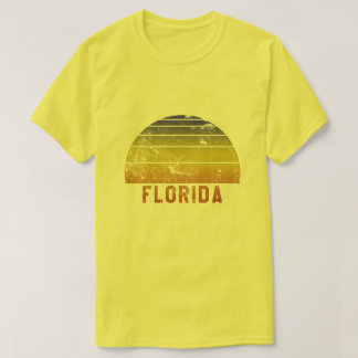Florida Retro Vintage 70s Throwback T-Shirt