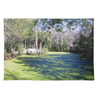 Florida River Wilderness Placemats