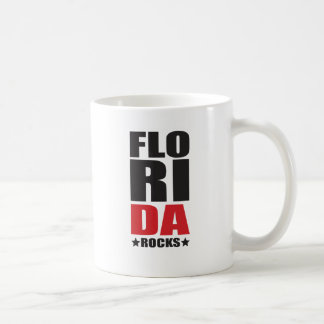 Florida Rocks! State Spirit Gifts and Apparel Coffee Mug