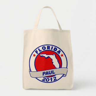 Florida Ron Paul Tote Bag
