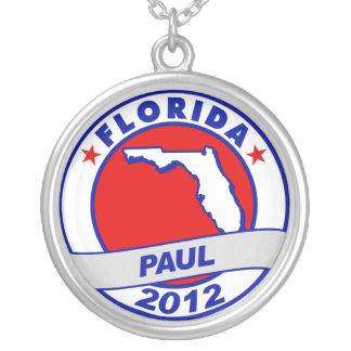 Florida Ron Paul Necklace