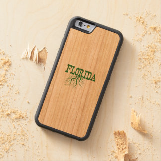 Florida Roots Carved® Cherry iPhone 6 Bumper Case