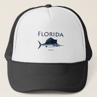 Florida Sailfish Trucker Hat
