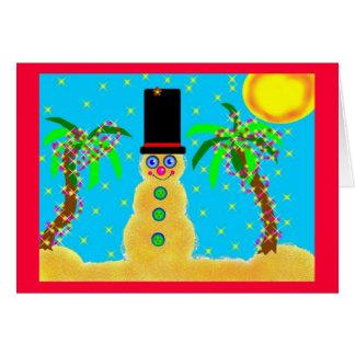 Florida Sandman Card