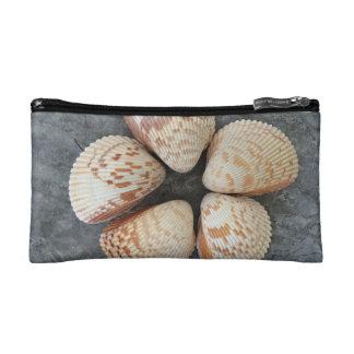 Florida Sea Shells Cosmetic Bag