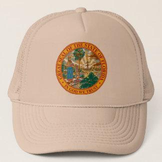 Florida Seal Hat
