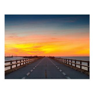 Florida - Seven Mile Bridge postcard