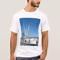 Florida Shrimp Boat T-Shirt