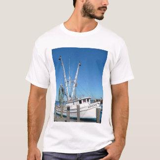 Florida Shrimp Boat T-Shirt