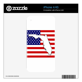 FLORIDA SKINS FOR iPhone 4