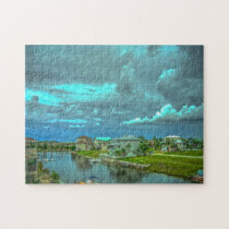 Florida Skyscape. Jigsaw Puzzle