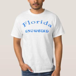 Florida Snowbird Shirt for Men